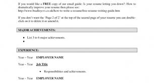 Rare Free Resume Writing Templates Online Tags Resume Writer