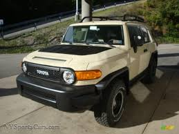 2010 Toyota FJ Cruiser Trail Teams Special Edition 4WD in ...