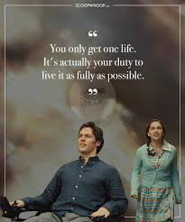 Me Before You Quotes Delectable These 48 Quotes From 'Me Before You' Remind Us That Lovers May Part