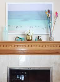 i make emily henderson cry living room makeover mantle max er tulum