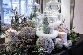 Apothecary Jars Christmas Decorations Using Apothecary Jars for Christmas Decorating Home with Holliday 59