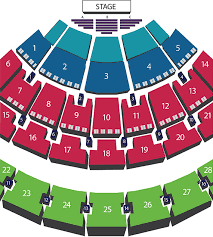 Seating Maps Icc Sydney