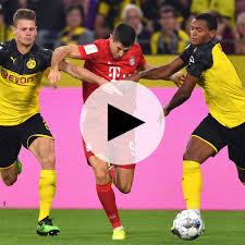 The party included a buffet for 1,800 people. Fc Bayern Munchen Gegen Borussia Dortmund Im Live Stream Und Live Im Tv Bundesliga Fc Bayern