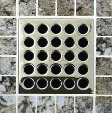 square shower drain grates polished nickel ebbe extension
