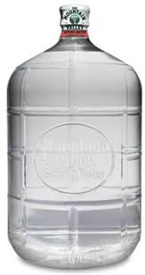 mountain valley spring water 5 gallon glass