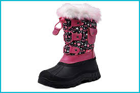 11 Best Waterproof Winter Boots For Kids Family Vacation