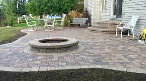 unique cost of patio and stylish brick patio cost house decor inspiration how much does it