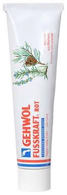 Купить красный <b>бальзам для сухой кожи</b> ног fusskraft rot Gehwol ...
