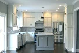 s gray shaker kitchen cabinets grey cabinet doors