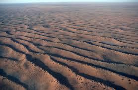 Image result for australian longitudinal sand dunes aerial images