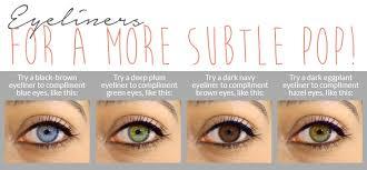 color eyeshadow makes hazel eyes pop