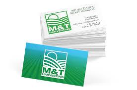 Business Cards Benton Card Company Inc
