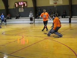 sticks aren t for kids east falls local he works angles goes to the floor repeatedly even lunges sideways to block shots but eventually the ball snaps the net behind him 4 5