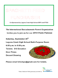 fundraiser flyer template templates in pdf word excel spaghetti feed fundraiser flyer