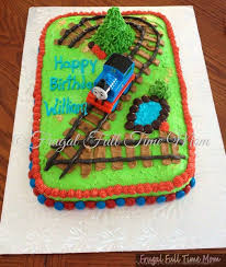 Thomas The Train Birthday Cake Holidays Birthday Party Planning