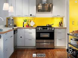 yellow kitchen colors