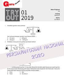 Soal ipa kelas 1 sd.pdf. Soal Try Out Ipa Kelas 9 Dan Kunci Jawaban Tahun 2019 2020 Info Pendidikan Terbaru