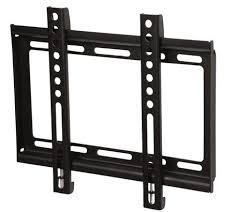 rca ultra slim fixed tv wall mount 23