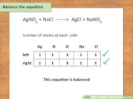 image titled write a chemical equation step how to balance chemistry balancing equations examples ppt