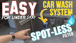 spot less car wash system at home under 100 part 1