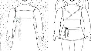 American Girl Coloring Page Girl Coloring Pages Lea Amazing Girl
