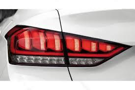 <b>Штатные светодиодные задние фонари</b> Mobis 92401B1600 ...
