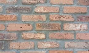 real antique chicago brick veneers