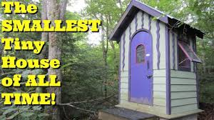 smallest tiny house. Fine House The Smallest Tiny House Of All Inside YouTube