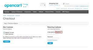 Telephone Number For Address Opencart Login Using Telephone Number