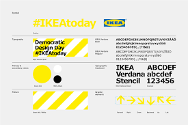 Graphic Design Day Ikea Democratic Design Day On Behance