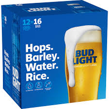 12 Pack Bud Light Bottles Bud Light Beer 12 Pack Beer 16 Fl Oz Bottles Walmart Com