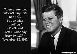 John F Kennedy Quotes Enchanting Quotes About President Kennedy's Assassination 48 Quotes