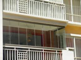 frameless folding glass patio doors