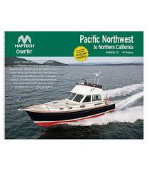 Richardson Charts Pacific Northwest To Northern California 5th Edition