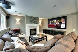 Basement Movie Room Medium Size Of Living Theater Ideas Basement