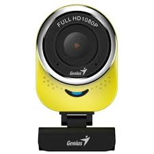 <b>Веб</b>-<b>камера Genius QCam 6000</b> Yellow