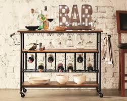Banning Bar Cart
