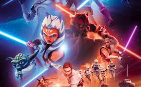 2880x1800 Star Wars The Clone Wars 4K ...