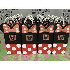 <b>MINNIE MOUSE</b> / <b>MICKEY MOUSE</b> LOOT BAGS | Shopee Philippines
