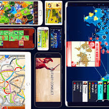 the cur golden age of tabletop gaming has also led to a similar surge in apps that adapt board games to tablets and phones with new ones arriving