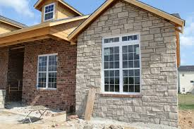 Stone Veneer Exterior Designing Ideas Siding And Stone Ideas For Ranch Homes Popular Choice