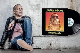 Life-changing albums: <b>Stevie Wonder's</b> '<b>Hotter</b> Than July' | Jazzwise