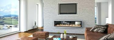 3 sided gas fireplace 3 sided gas fireplace ideas two corner insert brick wall adds lots 3 sided gas fireplace