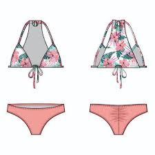 Bikini Sewing Pattern