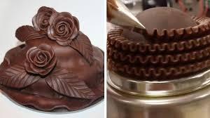 Amazing Chocolate Cake Decorating Amazing Cakes Style