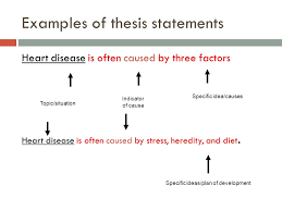 writing a cause and effect essay ms jessica steinbauer academic examples of thesis statements heart disease is often caused by three factors heart disease is often