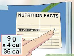 3 Ways To Convert Grams To Calories Wikihow