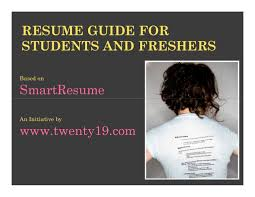 Denote Some To Modern Experience With Technology On Resume Resume Writing For Students And Freshers