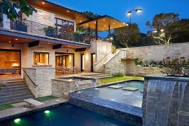 modern lake house plans modern cabinet spirit lake modern hillside home by james