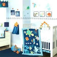 baby nursery under the sea baby nursery little mermaid themed room bedroom ideas bedding beautiful